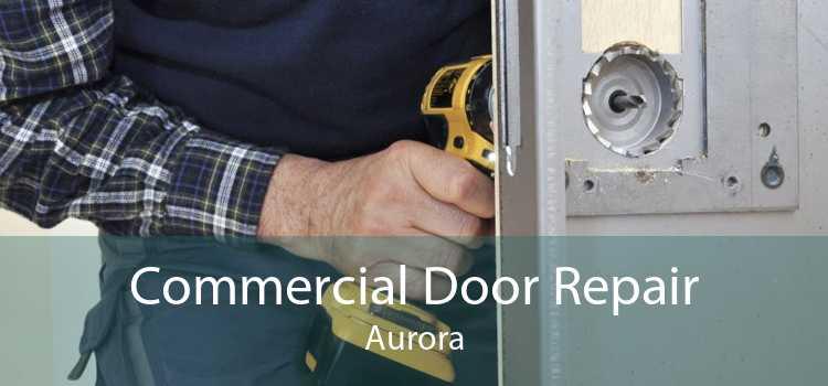 Commercial Door Repair Aurora
