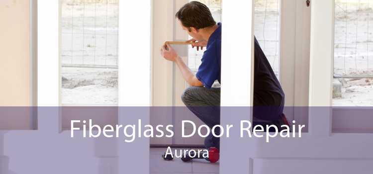 Fiberglass Door Repair Aurora