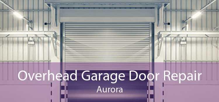 Overhead Garage Door Repair Aurora